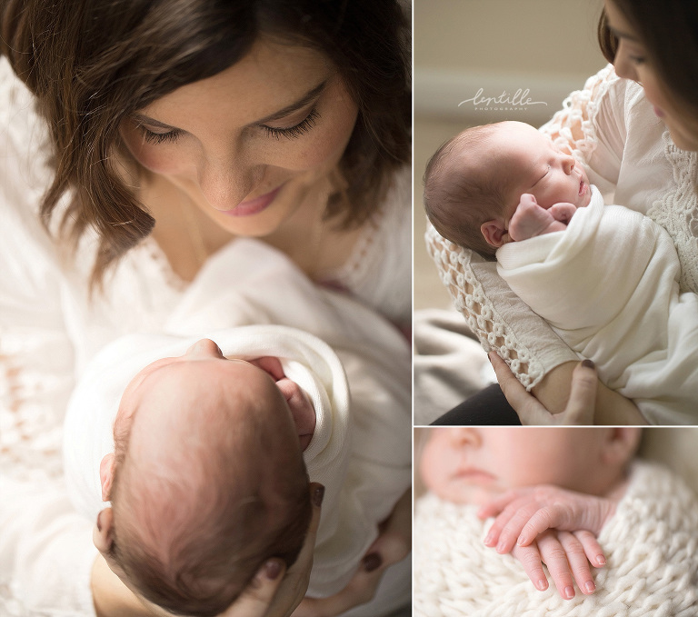 Sugar Land Newborn Photographer | Lentille Photography