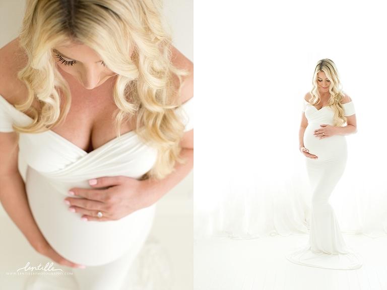 Houston Maternity Photographer | Lentille Photographer | www.lentillephotography.com