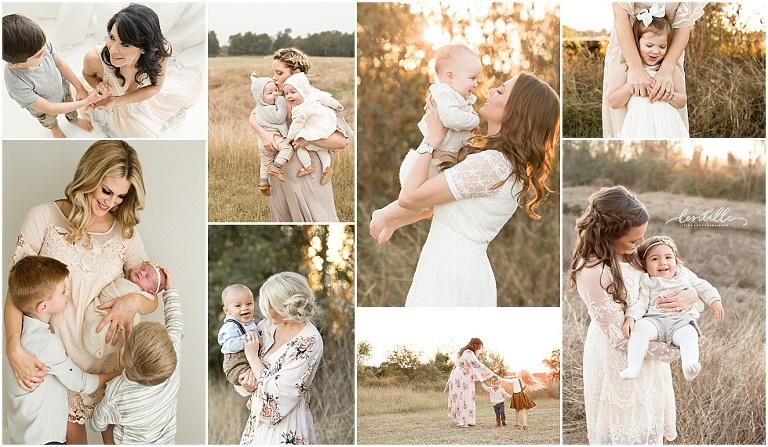 Houston Motherhood Photographer | Lentille Photography | www.lentillephotography.com