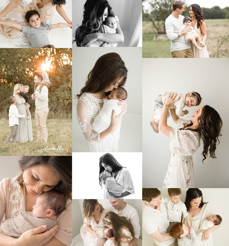 A highlight reel of 2017   Lentille Photography, A Houston Family Photographer