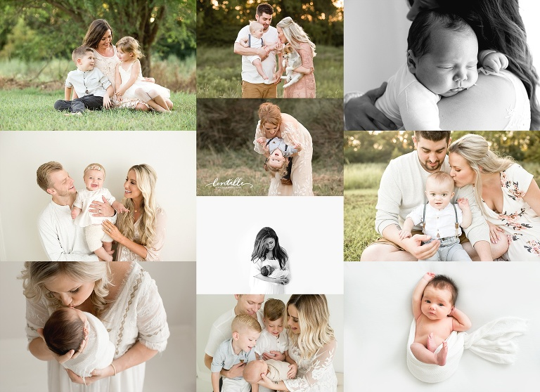 Favorite photos of photographer Allison, from  Lentille Photography, A Houston Family Photographer