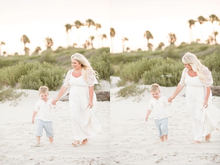 Seaside Photography in Galveston | Lentille Photography