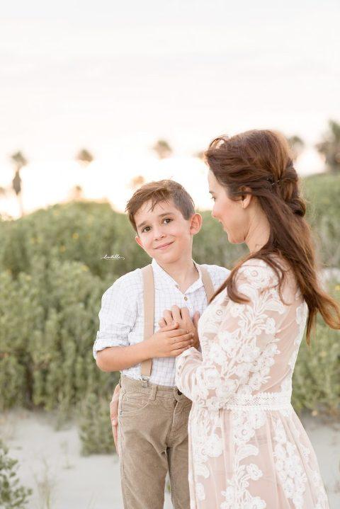 Motherhood Session In Galveston   Lentille Photography