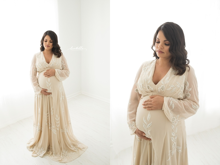 Maternity Photographs In Sugar Land | Lentille Photography
