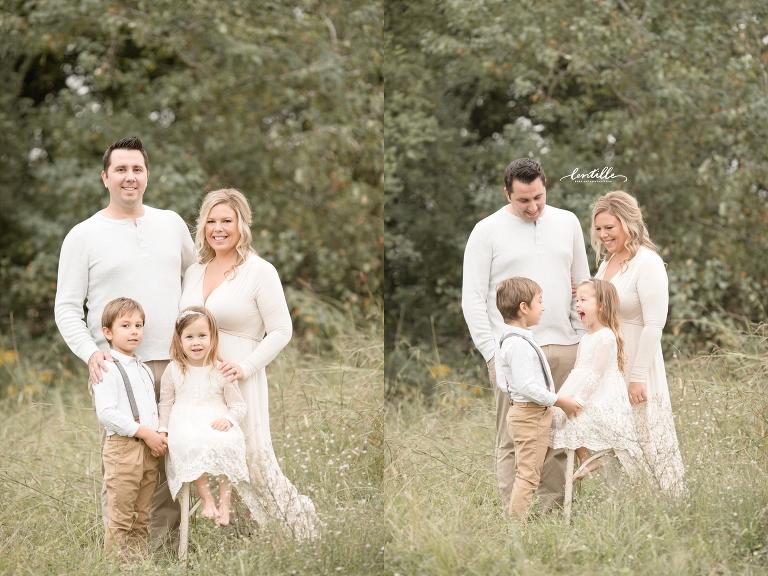 Fall Family Photos | Lentille Photography