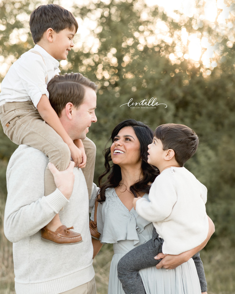 Family Photography | Lentille Photography