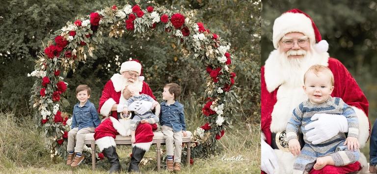 Santa Pictures   Lentille Photography