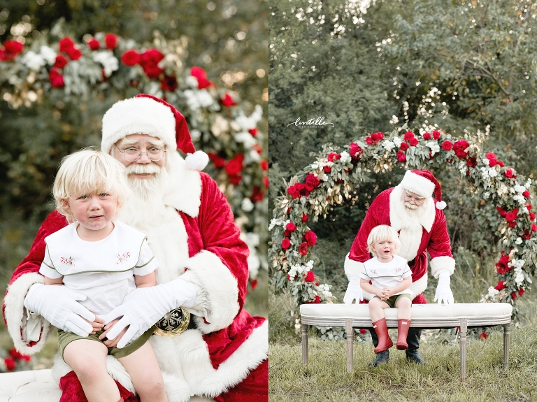 Santa Sessions | Lentille Photography