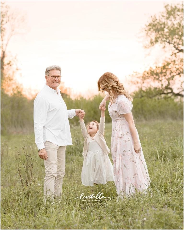 Pure Joy family photography in Houston, TX