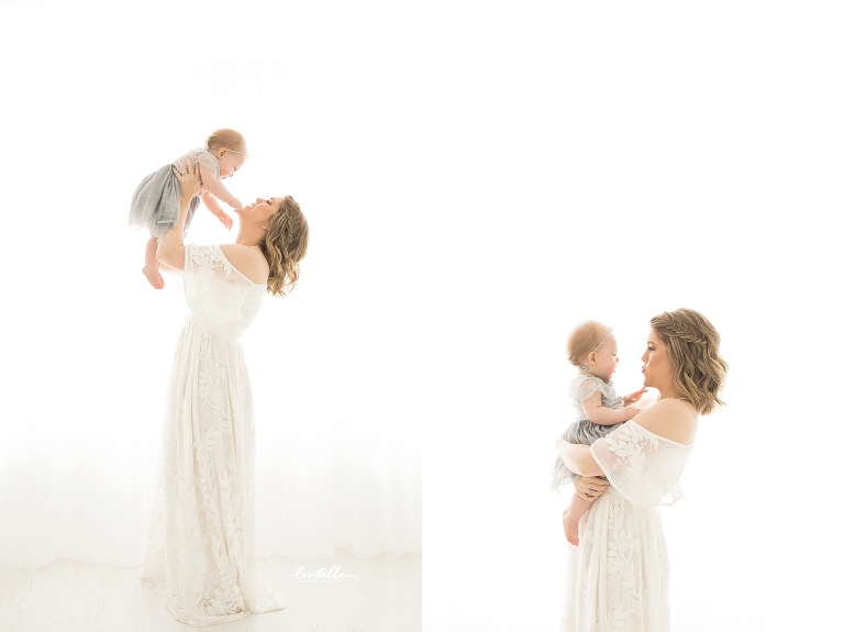 Houston Mommy and Me session