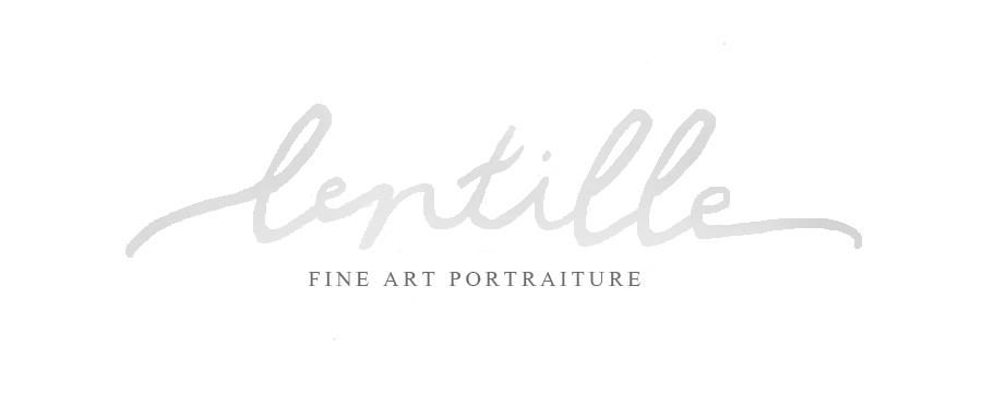 Houston Newborn Photographer | Lentille Photography logo
